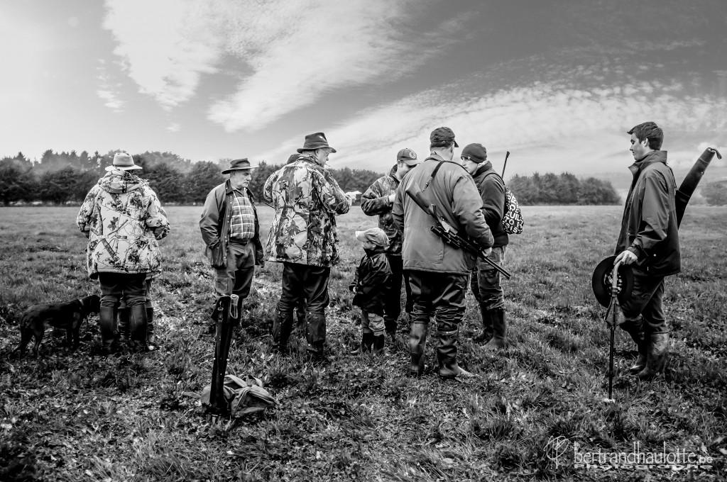 Chasse en Ardennes :: Fujifilm X100