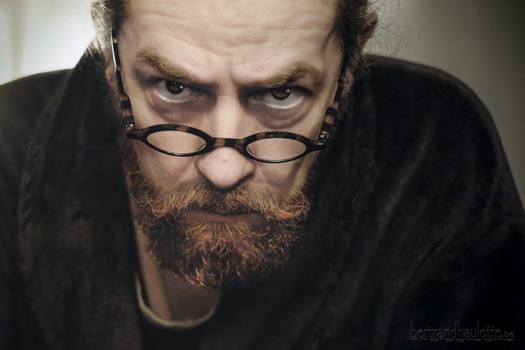 Auto-portrait au Fujifilm X-T3